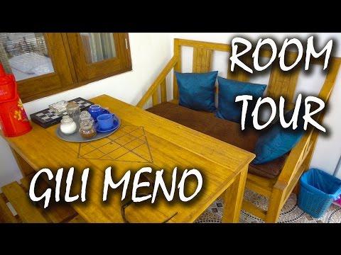 Gili Meno Homestay Roomtour - Putri Homestay - Indonesia | #45
