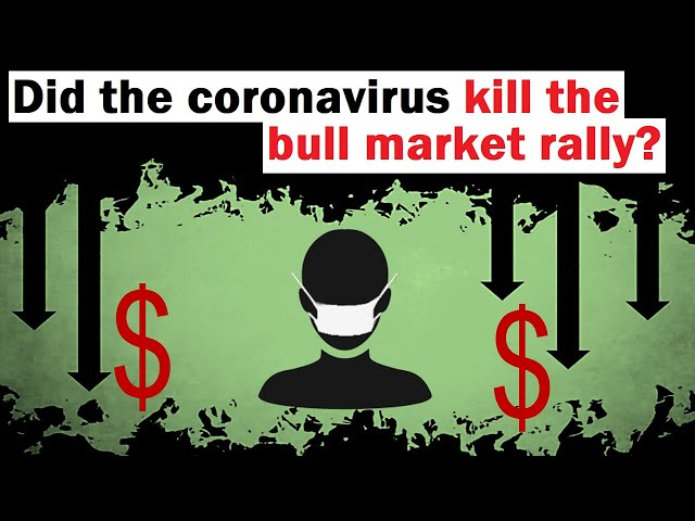 Did the Coronavirus Kill the Bull Market Rally?
