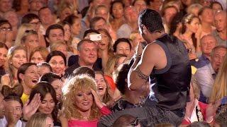 A-Dessa - Женщины, я не танцую (Новая волна в Юрмале, 27.07.2014 г.)
