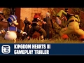 Kingdom Hearts III Gameplay Trailer (E3 2017)