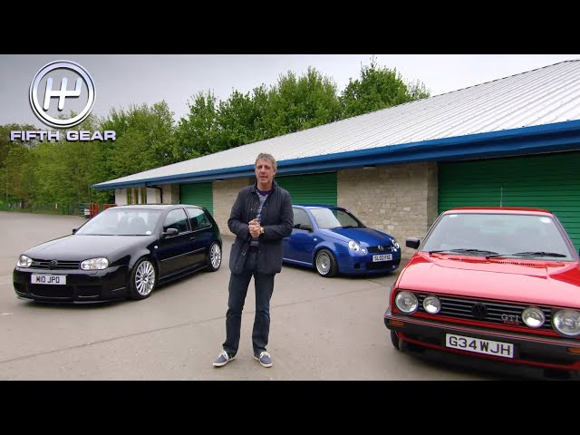 Cheap alternatives to a Golf GTI   Fifth Gear