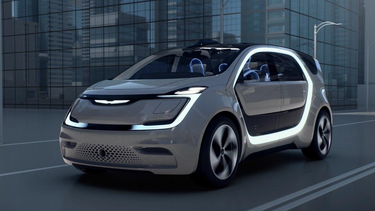 Chrysler Portal Concept Cg Animation