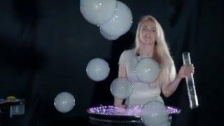 """Реклама видеоурока """"Работа с парогенератором на светящемся столе"""""""