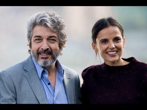 Elena Anaya y Ricardo Darín, amigos y compañeros en Donosti