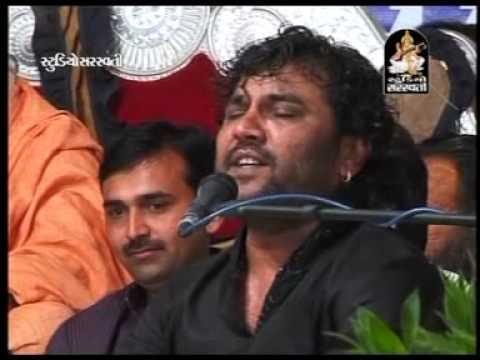 Kirtidan Gadhvi 2014 | Gujarati Live Bhajan | Latest shivratri Gujarati Dayaro