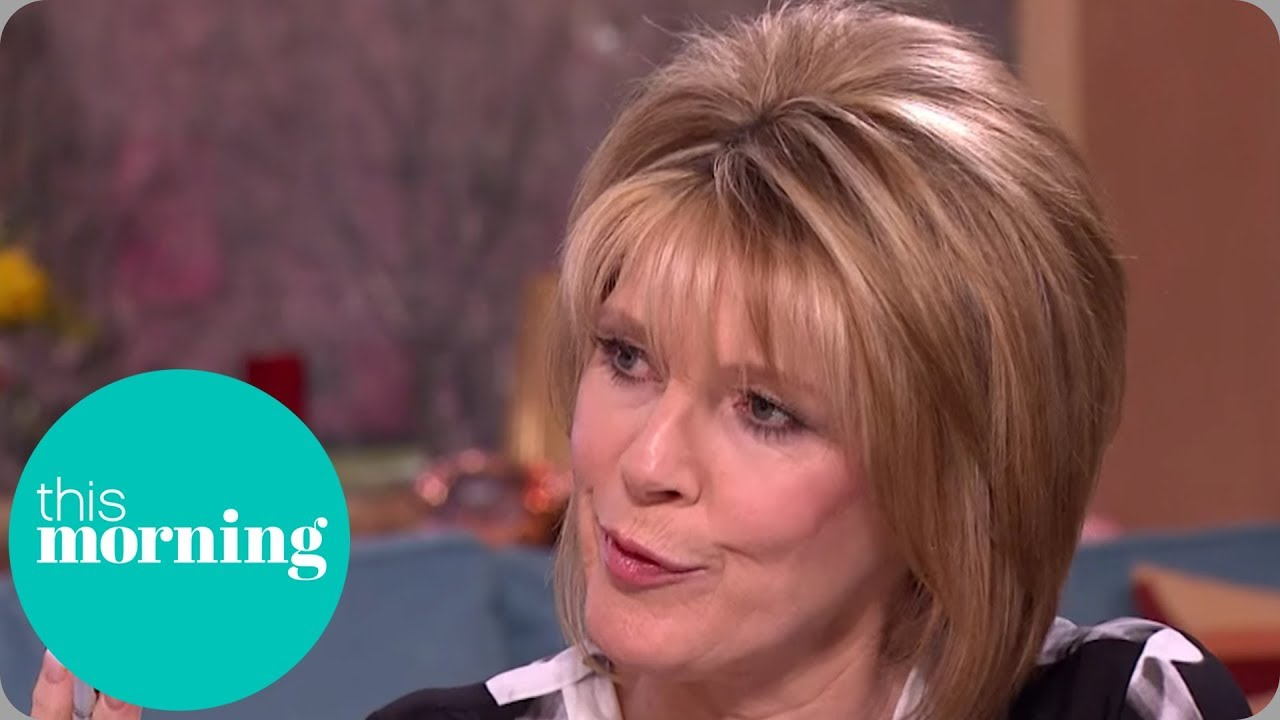 Michelle Collins Fakes Minimalist ruth langsford on sam faiers' husband kissing controversy   this