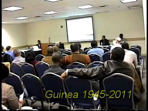 Republic of Guinea - Grassroots of Democracy Forum - Part 2 of 9