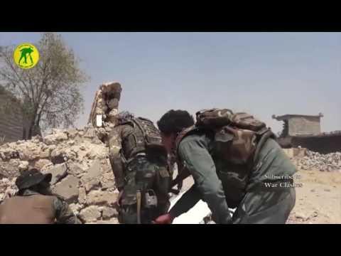 War | Iraq War 2015. Intense Heavy Urban Firefights in Battle for Baiji 1080p