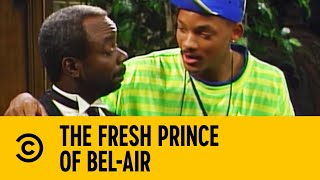 """Will Smith """"His Royal Freshness"""" Arrives In Bel-Air 