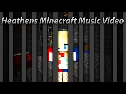 Heathens twenty one pilots - In Minecraft