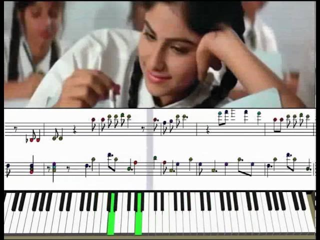Piano pehla nasha piano chords : Pehla Nasha Piano Cover - YouTube