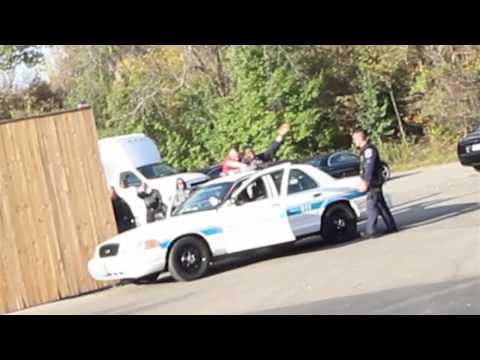 Marcin Gortat Arresting Martell Webster