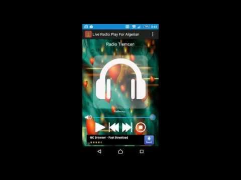 Live Radio Play for Algerian