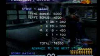 Tekken 4 Mini Game Tekken Force Part One Kazuya thumbnail