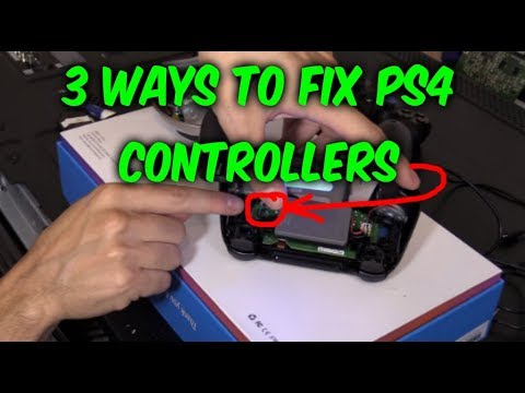 3 WAYS TO FIX PS4 CONTROLLER: Not Working Doesn't Charge Won't Connect