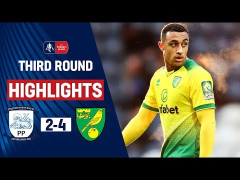 Teenager Idah Bags Hat-Trick!   Preston North End 2-4 Norwich City   Emirates FA Cup 19/20 letöltés