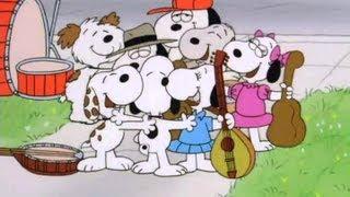La reunion de Snoopy