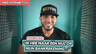 MOBICEP maakt documentaire over AFVALLEN en is nooit TEVREDEN | #CLUBHUB