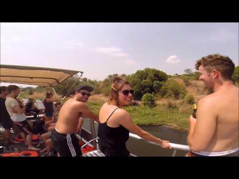 Uganda Trip 2016 Part 1 | GoPro HD