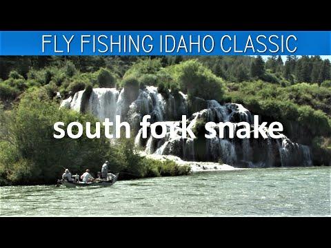 Fly Fishing Idaho FWL Classic Lower South Fork Snake Drift