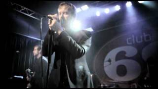 Studio Brussel: The National - Anyone's Ghost (live at Club 69)