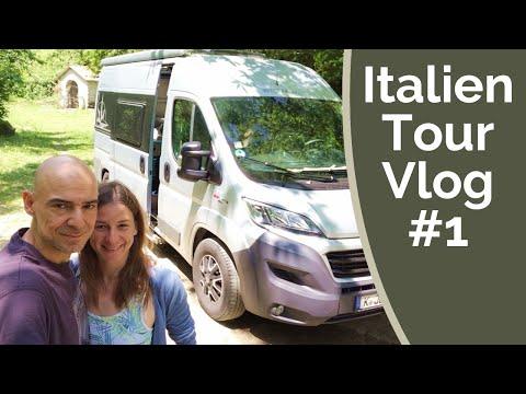 Ein Jahr im Camper   Wir sind unterwegs | 1Y Womo Vlog #01