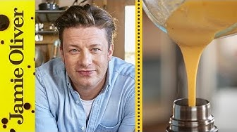 How to make Hollandaise Sauce   Jamie Oliver