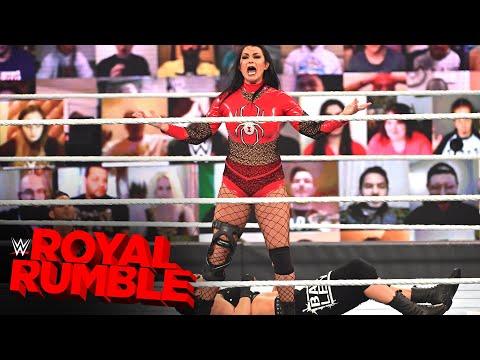 Victoria wreaks havoc in Royal Rumble return: Royal Rumble 2021 (WWE Network Exclusive)