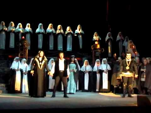 """G.Verdi """" Il Trovatore""""  State Academic Opera and Ballet Theater of Armenia Conductor H.Arzumanyan"""