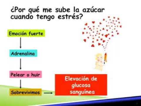 Estrés, Adolescentes y Diabetes Mellitus Tipo 1 - YouTube