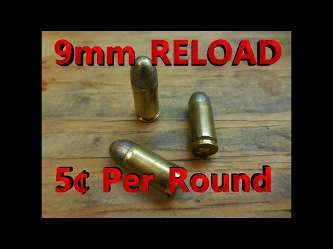 Reloading 9mm