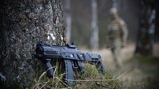 Обзор легендарного AK-12 от лазертаг-клуба LASERWAR67