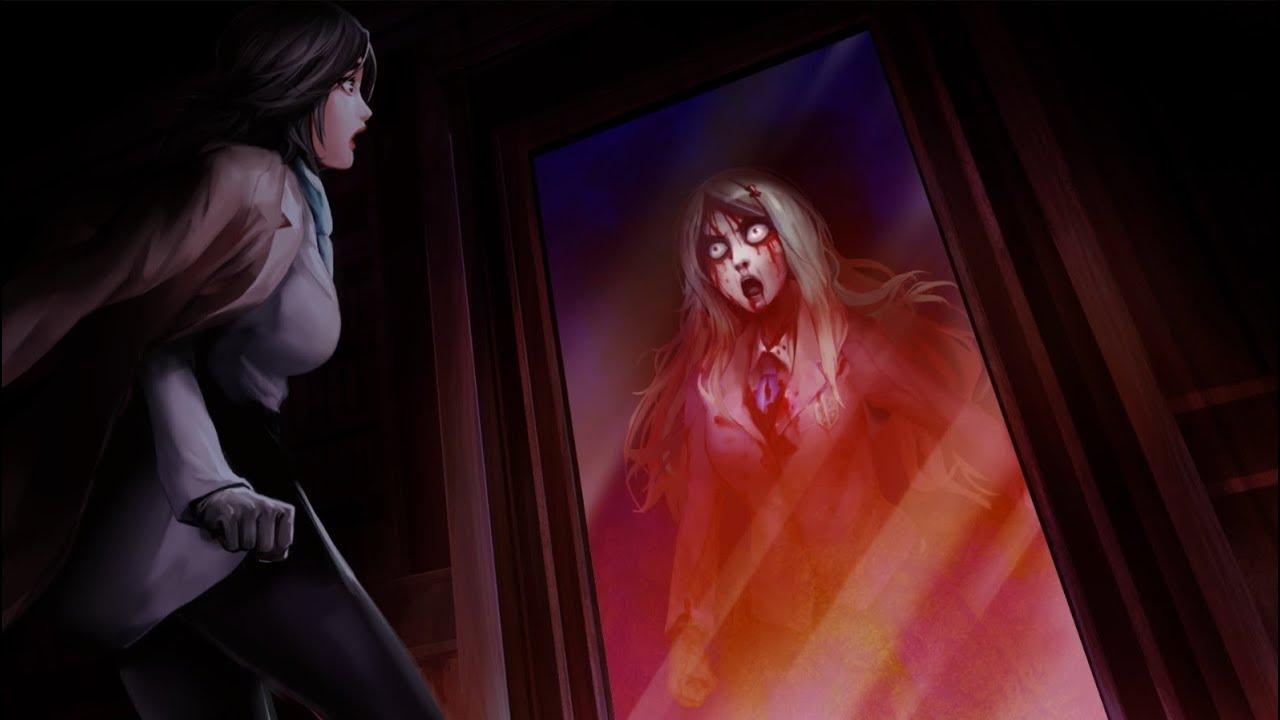 Výsledek obrázku pro the letter visual novel lorraine