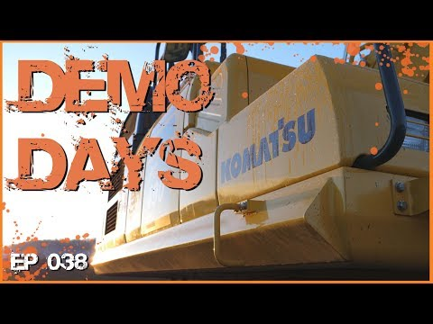 Komatsu Demo Days - Minnesota (Road Machinery & Supplies Co.)