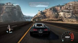 Need For Speed: Hot Pursuit Seacrest Tour race