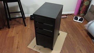 IKEA Micke drawer unit assembly - DETAILED!