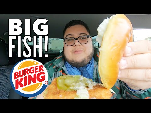 Does Burger King's Big Fish Have Enough Pollock For Your Buck?