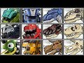 Dino Robot Fossils Corps | DinoTrux | Full Game Play - 1080 HD