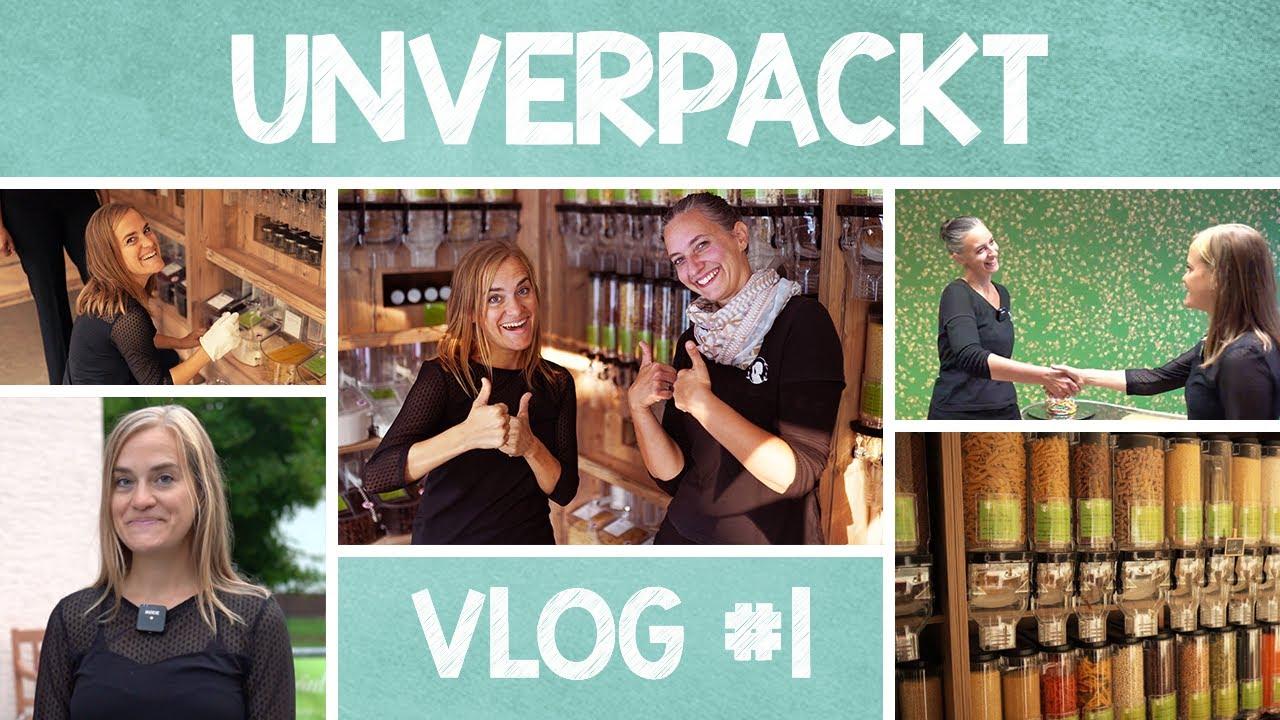 Vlog #1 - Der Unverpacktladen Fräulein Jule - B1/B2