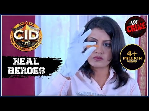 The Poisonous Snake   C.I.D   सीआईडी   Real Heroes