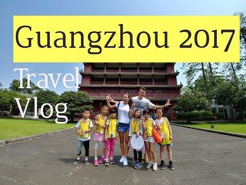 Guangzhou (Canton) Travel Vlog: Zielone zanieczyszczone miasto