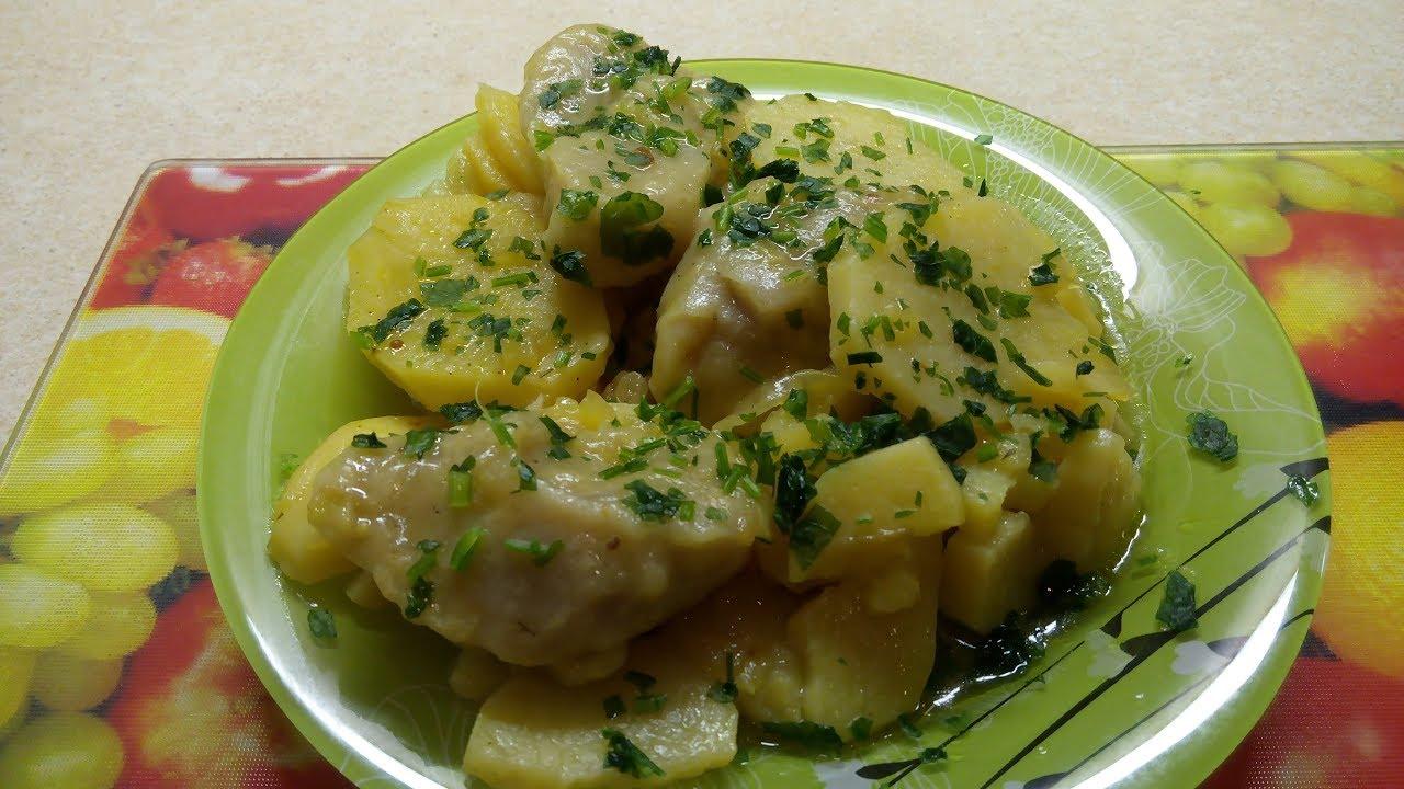 Картофель # Нудли ) Быстро # Сытно # Вкусно))