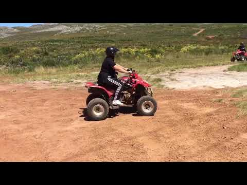 Quad Bike Excursion in Elgin Valley- Cape Town