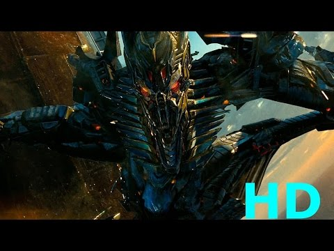 Decepticons Assault Earth  - Transformers: Revenge Of The Fallen-(2009) Movie Clip Blu-ray HD