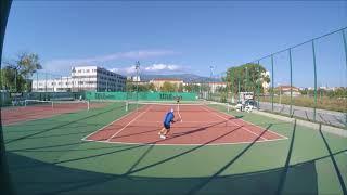 Tennis Highlights - 2018.08.11
