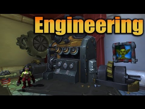World of Warcraft Quest - Modular Modifications