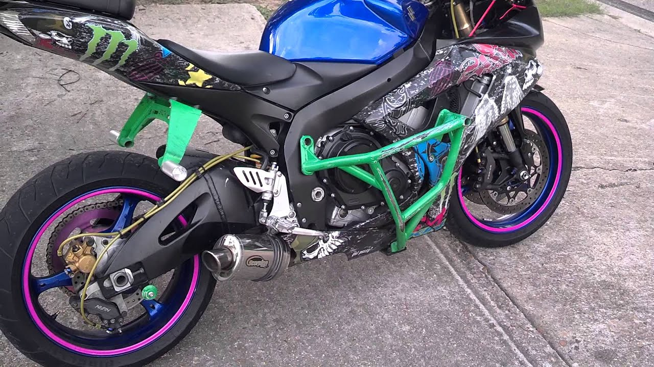 06 07 GSXR 600 motor for sale