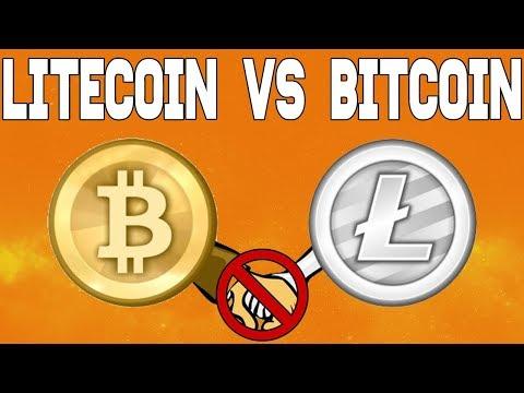 The Real Flippening - Litecoin Vs Bitcoin