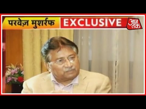 Exclusive Interview Of Pervez Musharraf With Aajtak After The Uri Attacks