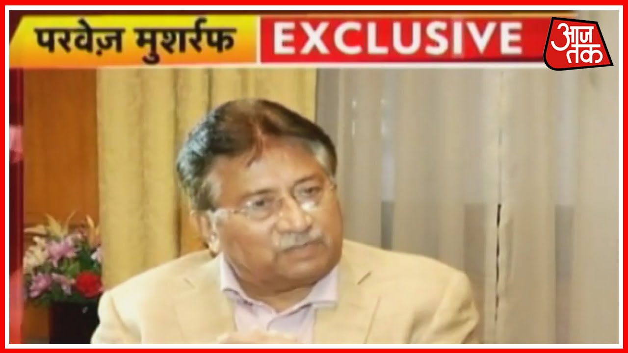 Download Exclusive Interview Of Pervez Musharraf With Aajtak After The Uri Attacks